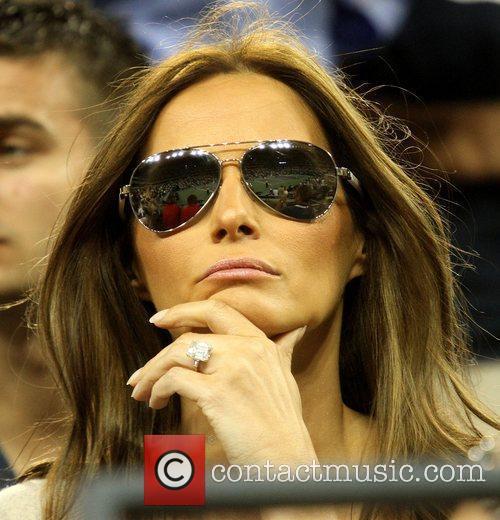 Melania Knauss Trump US Open - Day 10...