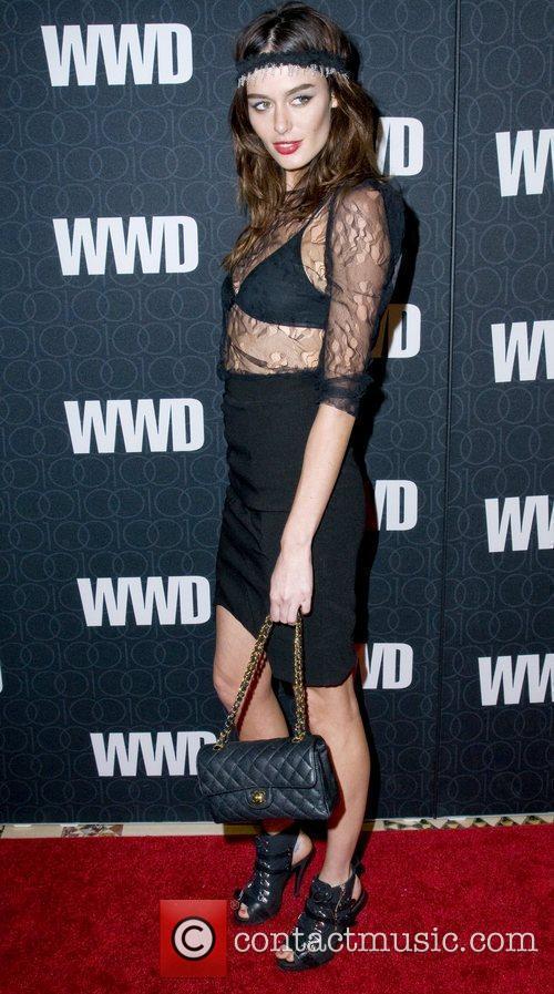 Nicole Trunfio The Women's Wear Daily 100 Anniversary...