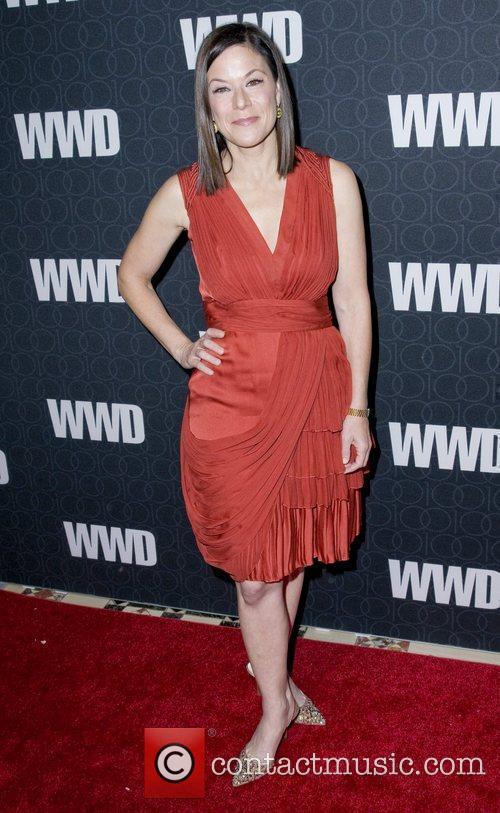 Gina Sanders The Women's Wear Daily 100 Anniversary...