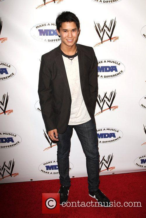 BooBoo Stewart WWE and the Muscular Dystrophy Association...