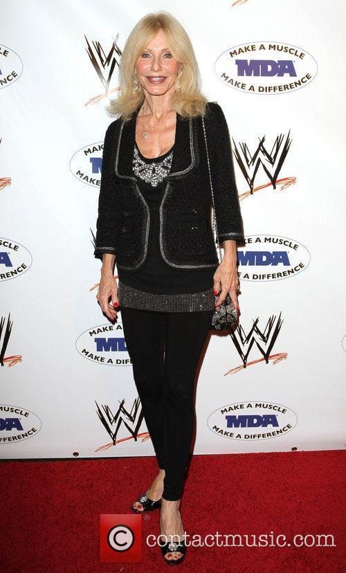 Carla Ferrigno WWE and the Muscular Dystrophy Association...