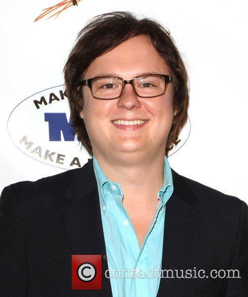 Clark Duke WWE and the Muscular Dystrophy Association...