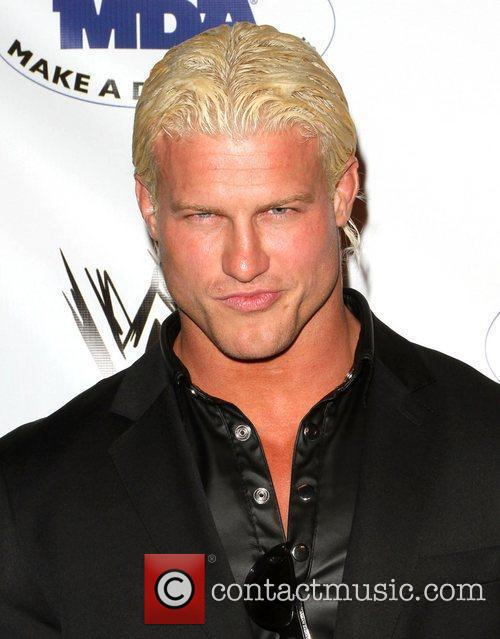Dolph Ziggler WWE and the Muscular Dystrophy Association...