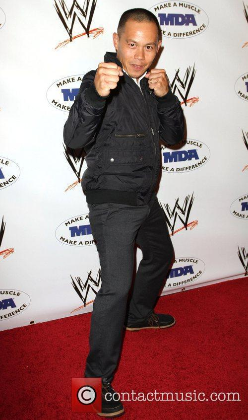 Ernie Reyes Jr WWE and the Muscular Dystrophy...
