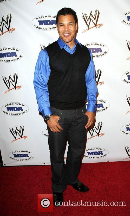 Geno Segers WWE and the Muscular Dystrophy Association...