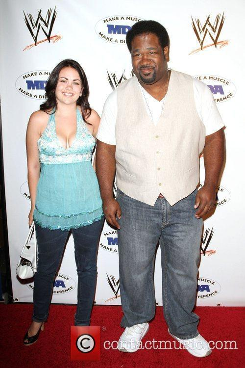 Guests WWE and the Muscular Dystrophy Association (MDA)...