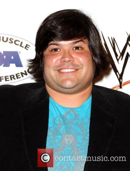 Harvey Guillen WWE and the Muscular Dystrophy Association...