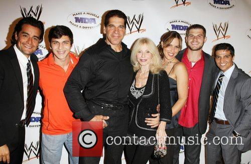 Lou Ferrigno, Family and Friends