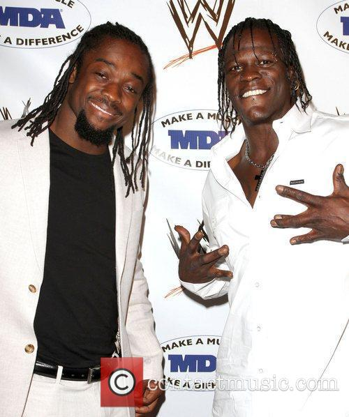 R Truth and Guest WWE and the Muscular...