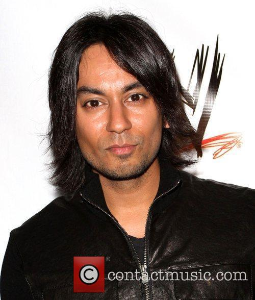 Vik Sahay WWE and the Muscular Dystrophy Association...