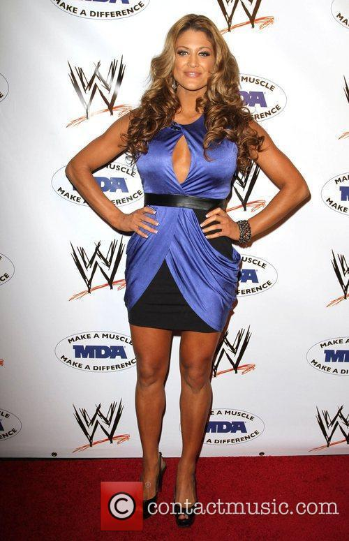 WWE Diva Eva Torres WWE and the Muscular...