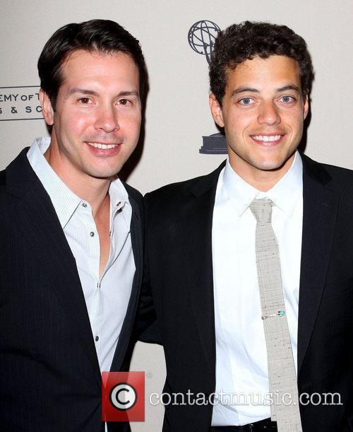 Jon Seda and Rami Malek 2