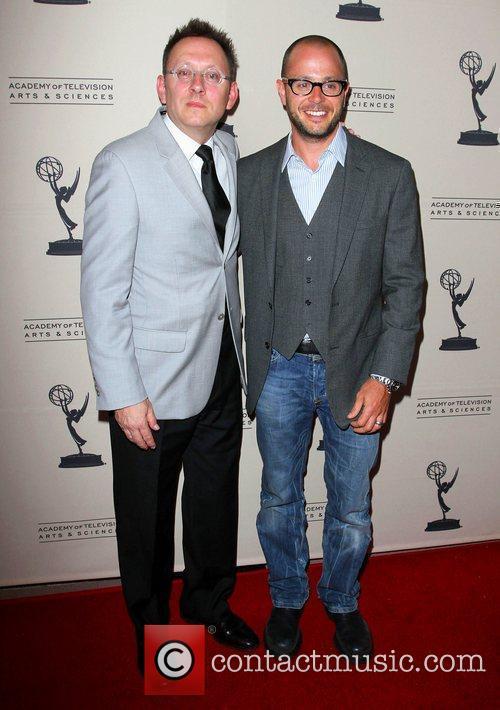 Michael Emerson; Damon Lindelof the Academy of Television...