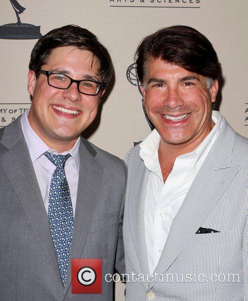Rich Sommer; Bryan Batt the Academy of Television...