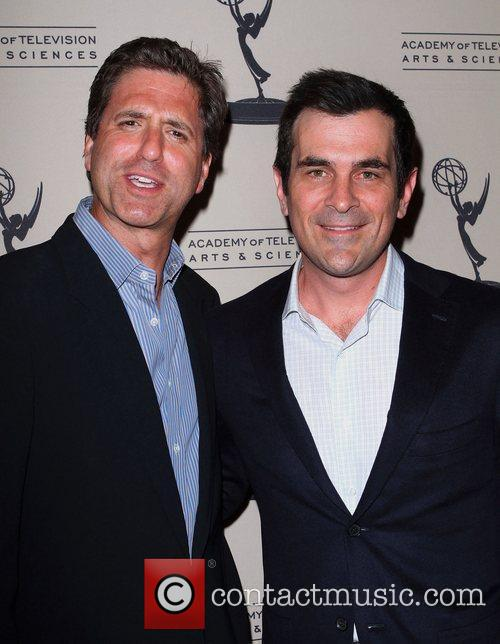 Steven Levitan; Ty Burrell the Academy of Television...