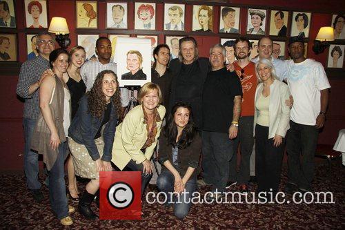 Zoe Kazan, Anthony Mackie, Christopher Walken and Sam Rockwell 2
