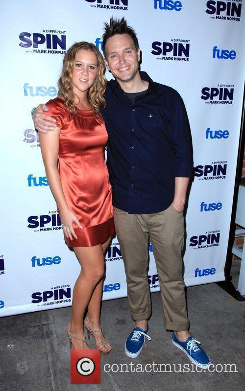 Amy Schumer and Mark Hoppus FUSE's 'A Different...