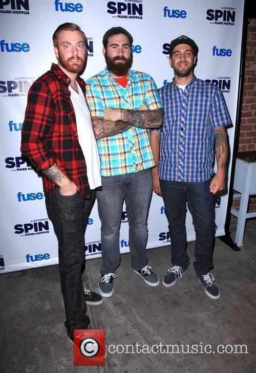 Four Year Strong FUSE's 'A Different Spin With...