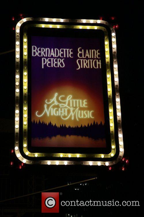 Bernadette Peters and Elaine Stritch 2