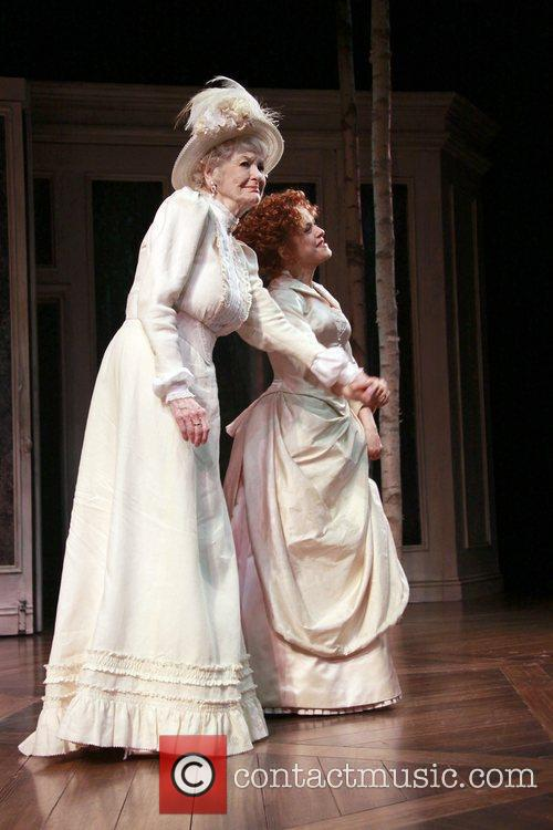 Elaine Stritch and Bernadette Peters 9