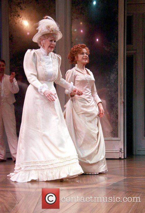 Elaine Stritch and Bernadette Peters 4