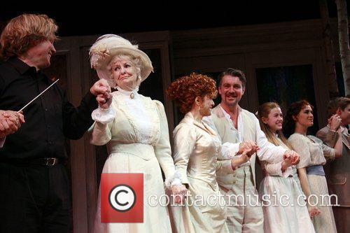 Elaine Stritch, Bernadette Peters and Hanson 2