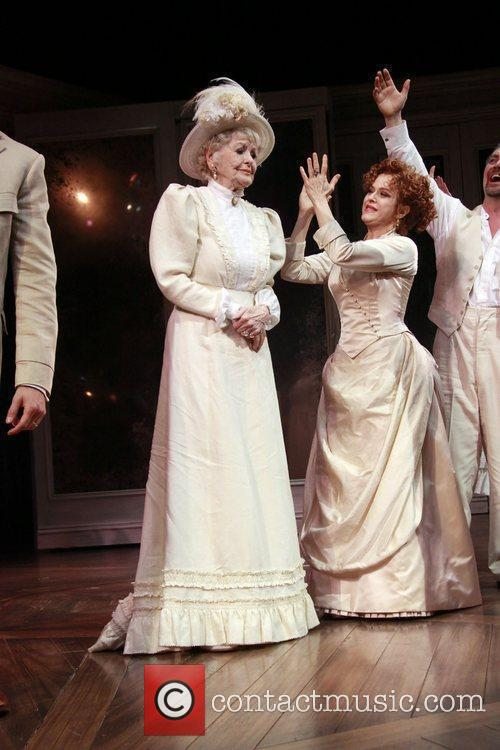 Elaine Stritch and Bernadette Peters 1