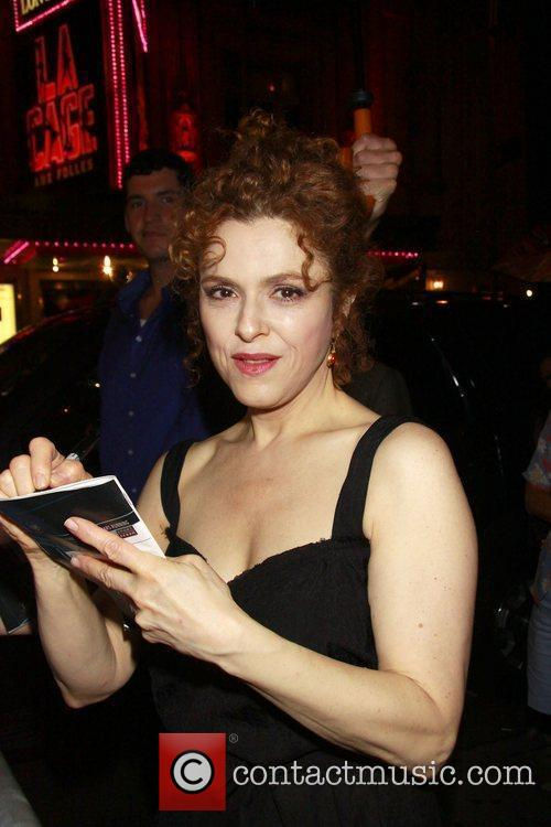 Bernadette Peters and Elaine Stritch 3