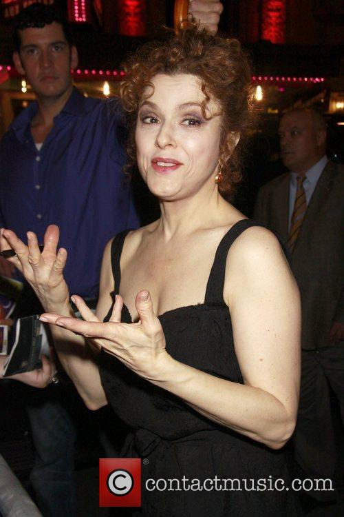 Bernadette Peters and Elaine Stritch 1