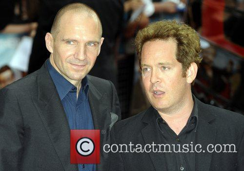 Ralph Fiennes And Tom Hollander, Ralph Fiennes, A-team and Tom Hollander 4