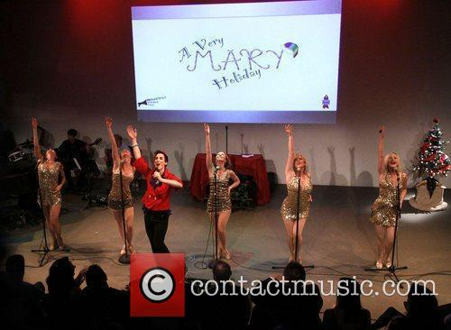 Marti Gould Cummings and The Broadway Dolls The...