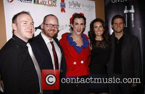 Sean Carlson, Jamie McGonnigal, Marti Gould Cummings, Laura...