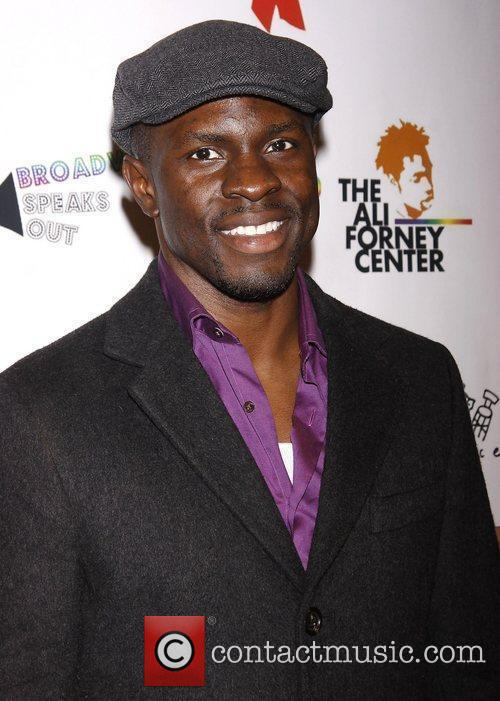 Gbenga Akinnagbe The Broadway Speaks OUT! presentation of...