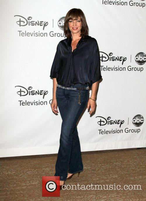 Allison Janney, ABC, Beverly Hilton Hotel