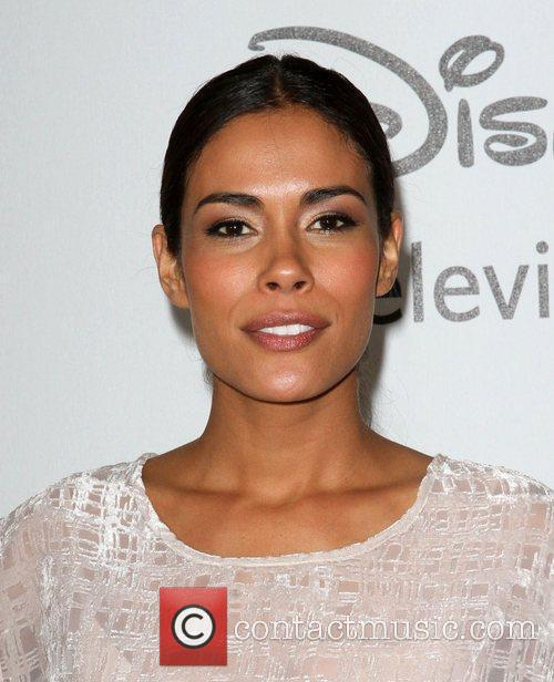 Daniella Alonso, ABC, Beverly Hilton Hotel