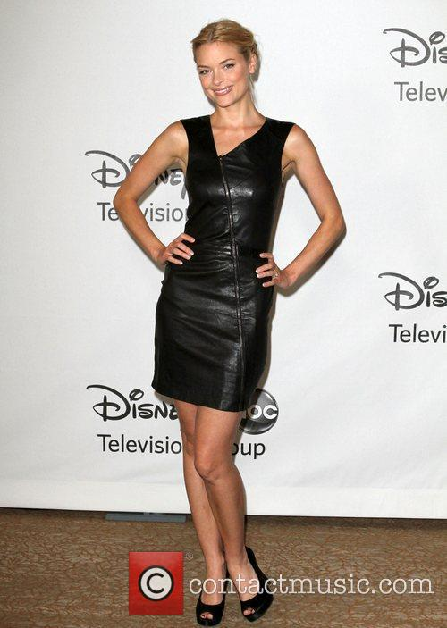 Jaime King, ABC, Beverly Hilton Hotel