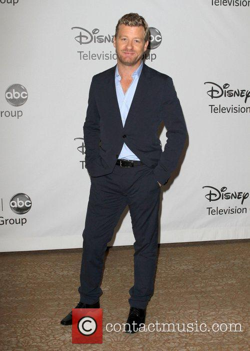 Nicholas Bishop, ABC, Beverly Hilton Hotel
