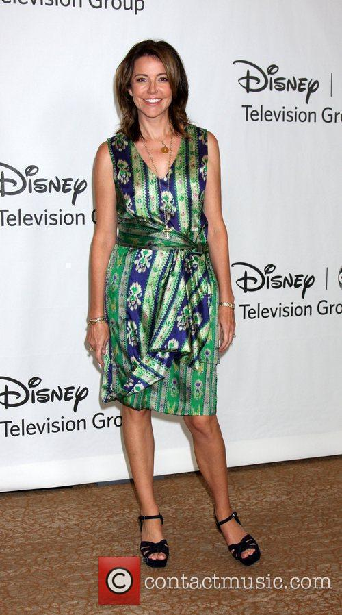 Christa Miller, ABC, Beverly Hilton Hotel