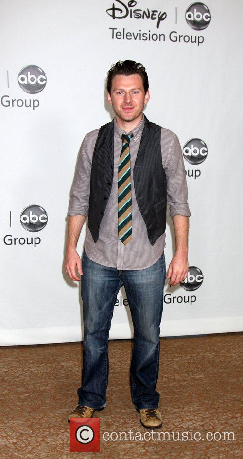 Keir O'Donnell, ABC, Beverly Hilton Hotel