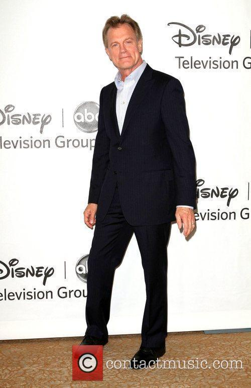 Stephen Collins, ABC, Beverly Hilton Hotel