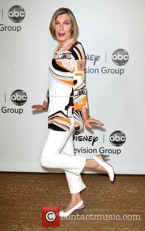 Susan Sullivan, ABC, Beverly Hilton Hotel