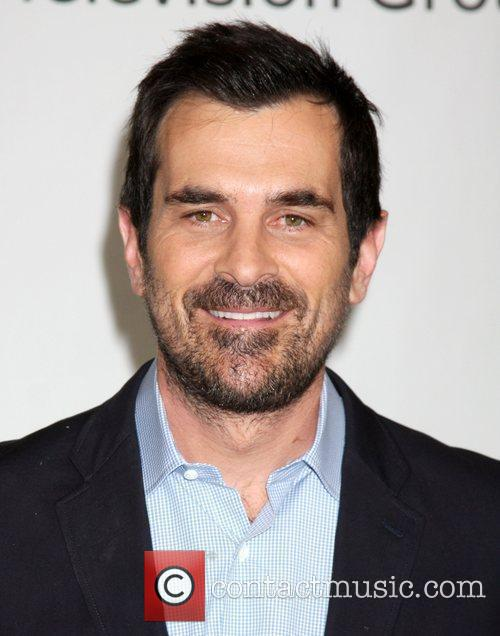Ty Burrell, ABC, Beverly Hilton Hotel
