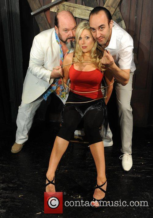 Abi Titmuss and Cast 9