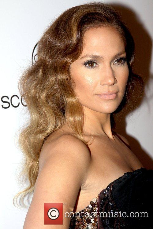 Jennifer Lopez  Scott Barnes' 'About Face' book...