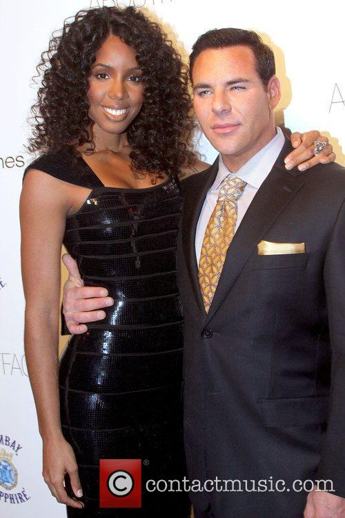 Kelly Rowland and Scott Barnes Scott Barnes' 'About...
