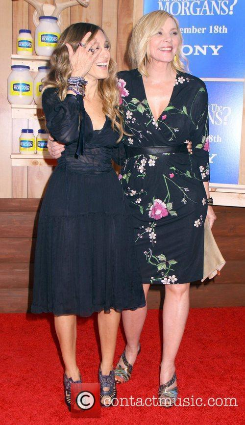 Sarah Jessica Parker and Kim Cattrall 3