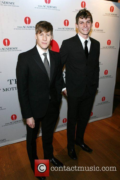 Dustin Lance Black and Guest Academy of Motion...