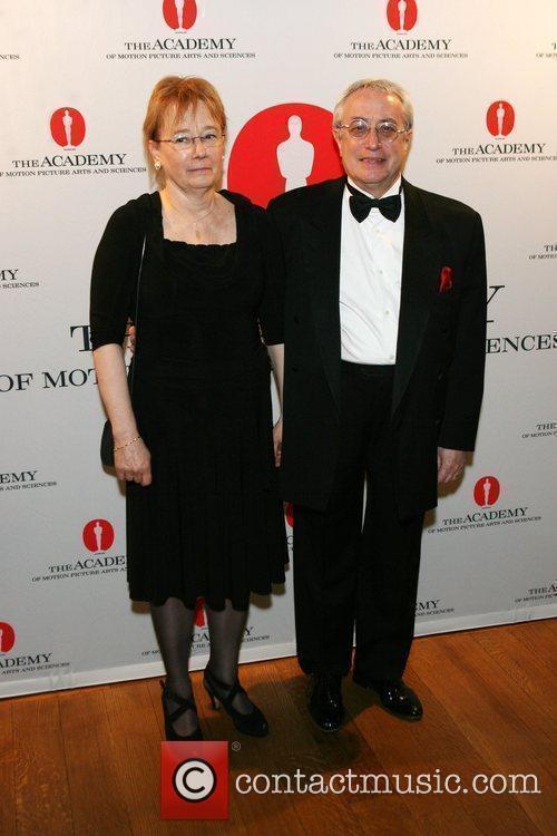 Suzanne Ascher and Ken Ascher Academy of Motion...