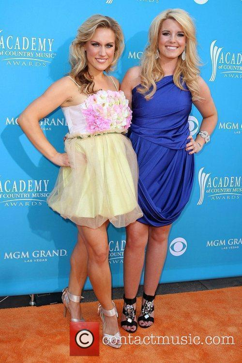 Bomshell The 45th Annual Academy of Country Music...
