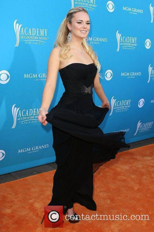 Cheyenne Kimball The 45th Annual Academy of Country...